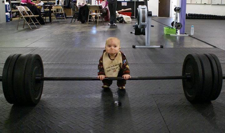 Heavy Weight kid