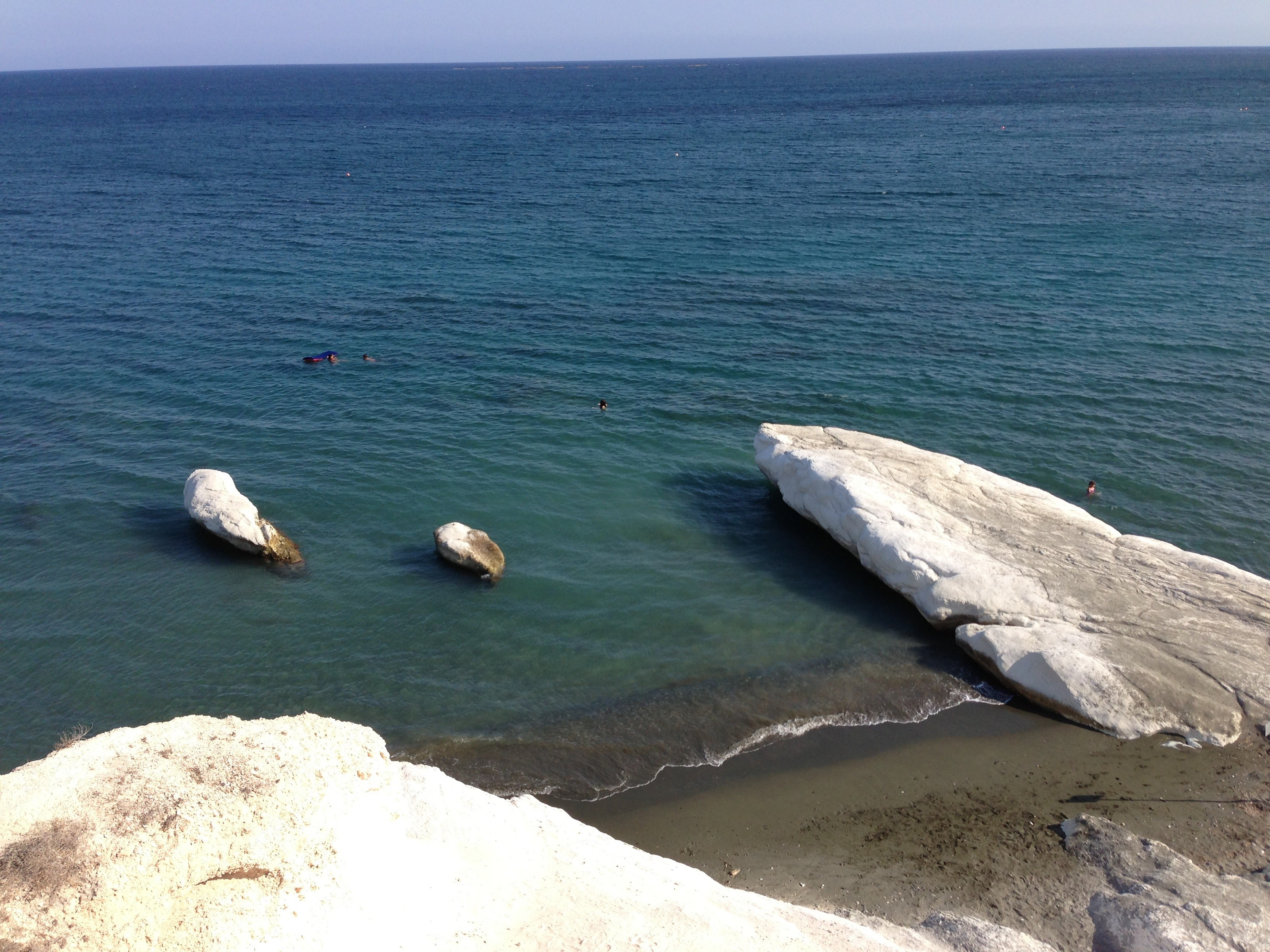 Governors beach in Limassol