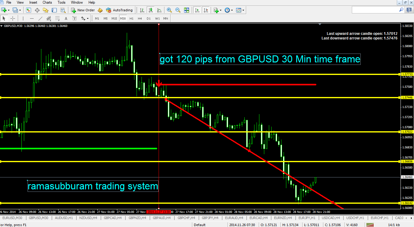 Forex trading social network trading system