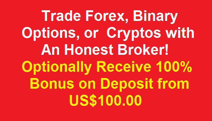 Honest forex broker