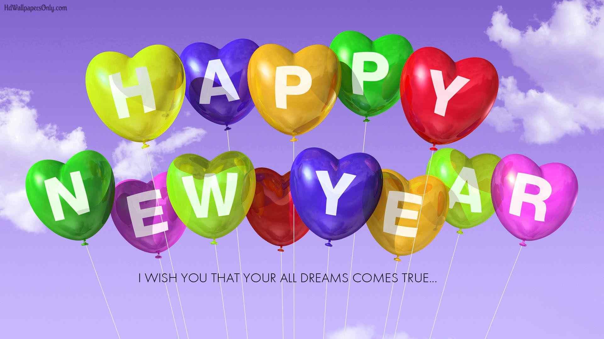Happy New Year My Friends!