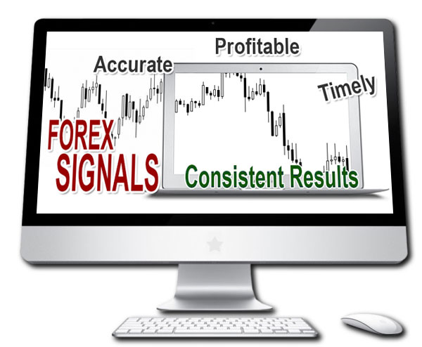 Forex social signals