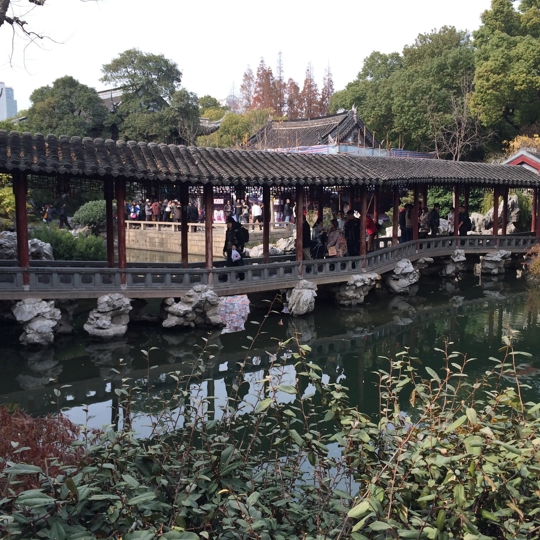 Yu Garden in Shanghai!