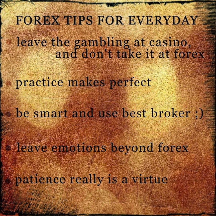 Tips of the day