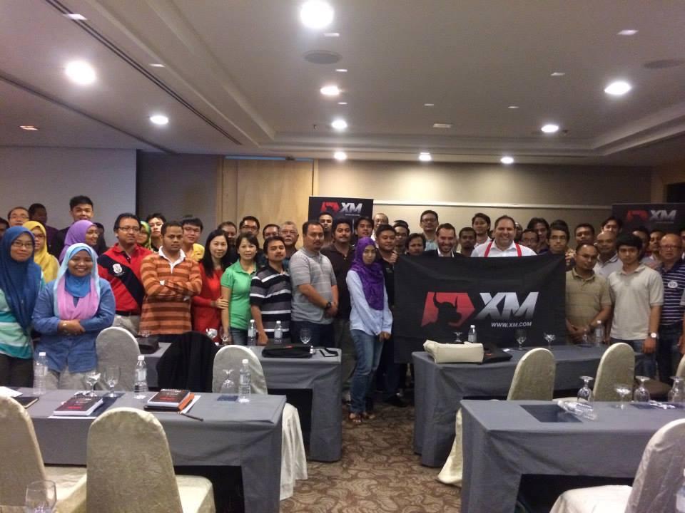 XM in Malaysia!