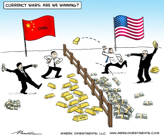 currency war ...........................................................................................