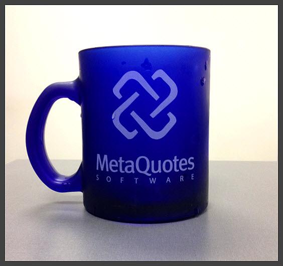 Новогодний конкурс! Вышлю фирменную кружку с логотипом MetaQuotes автору лучшего стишка или слогана про MetaQuotes, MetaTrader или MQL5.community. Пишите ваши варианты прямо здесь в комментариях. Победителя определим после новогодних праздников. Всех с наступающим! P.S. Репост приветствуется.