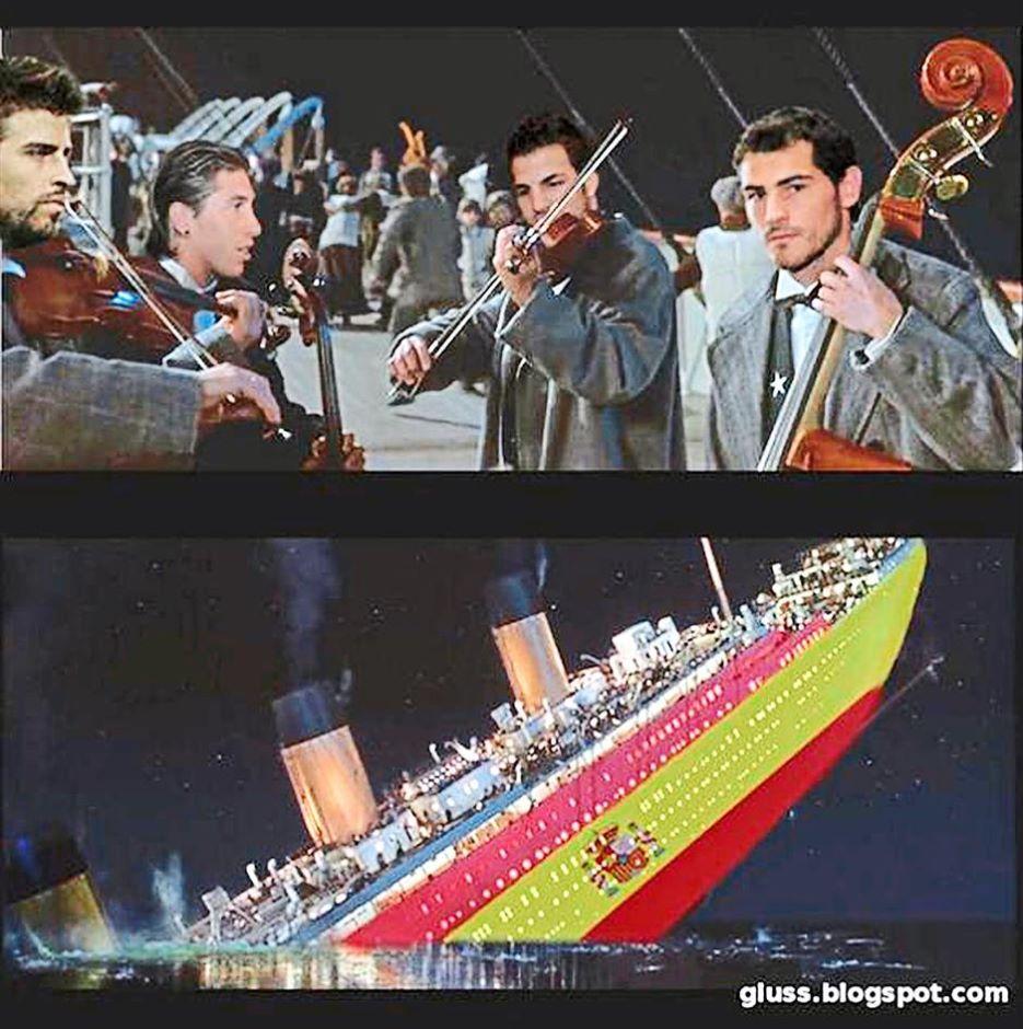 Adios Espana