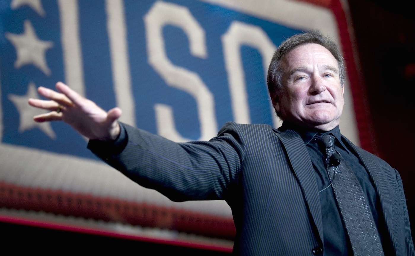 Robin Williams was a loved actor and comedian. His roles in the past 30 years made so many of us laugh and enjoy life. He will be surely missed.