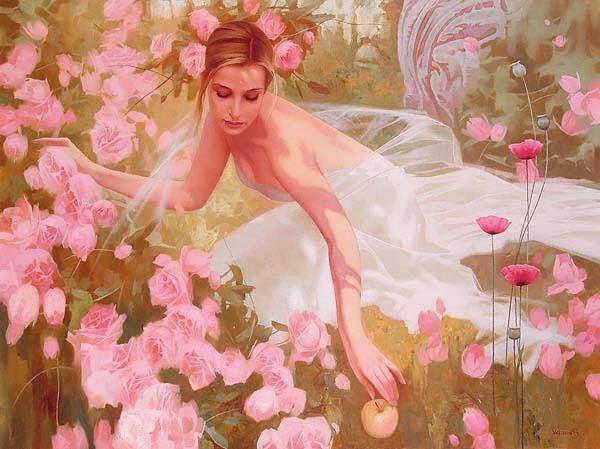 Anne Brontë ~Artist: Svetlana Valueva