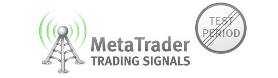 Test Period for Paid Signals Canceled!  For providers' convenience we have decided to cancel the mandatory test period for paid signals. This means that you can start selling your trading signals right now.  Previously, providers had to endure one month of public monitoring. Within that period, their signals had to perform at least 5 trades with the drawdown not exceeding 70% of the initial value. Now, all the barriers have been removed and paid signal is available for subscription at once with no test period and other provisions.