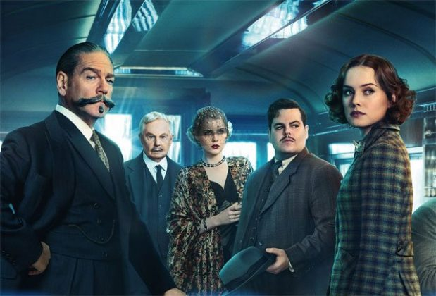 Happy Weekend. Enjoy new released Hollywood Movie: Murder on the Orient Express(2017);