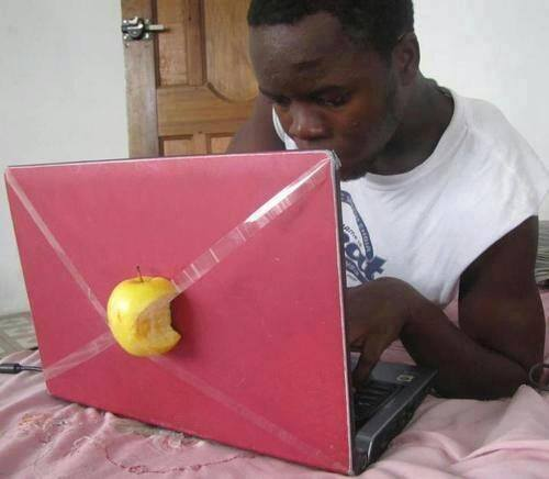 It should be Apple :-D