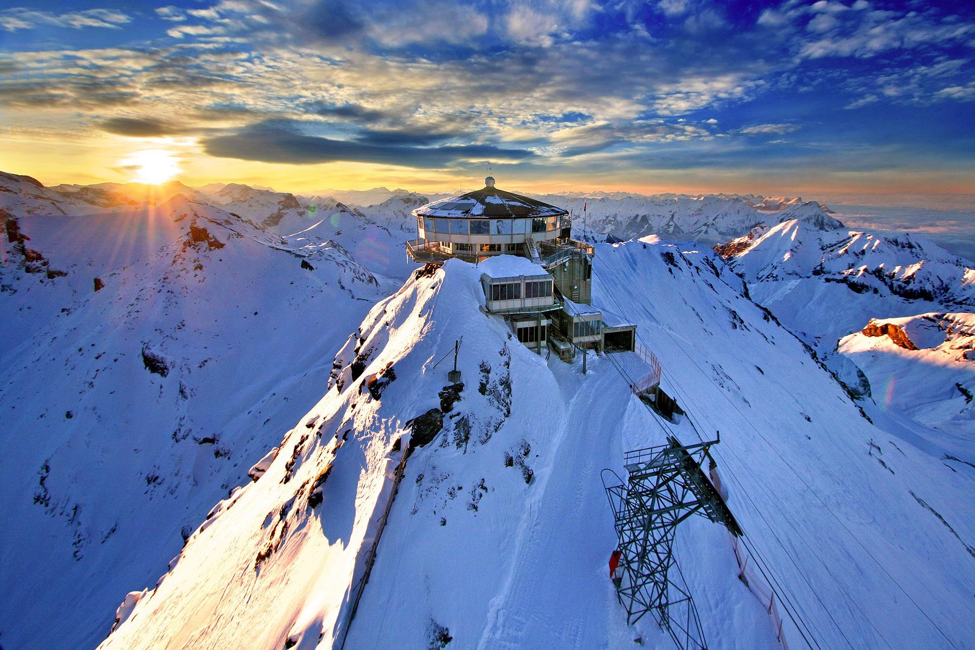 Schilthorn - Switzerland