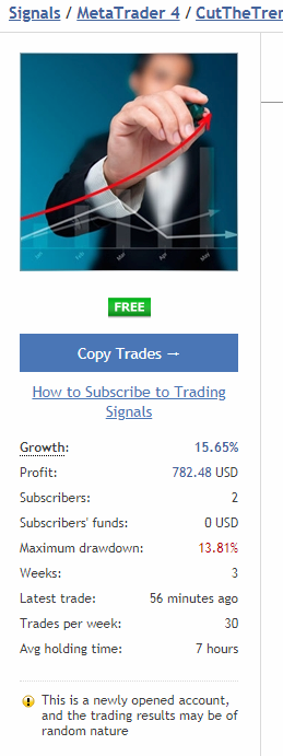 Welcome to my signal: https://www.mql5.com/en/signals/421966 