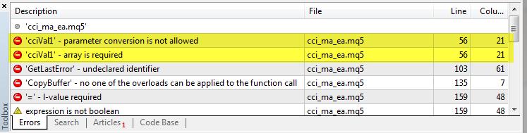 代码中仍然有其他错误