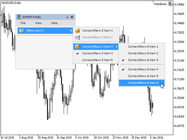 图 3. 测试屏蔽表单和所有控件,除了当前激活的控件。