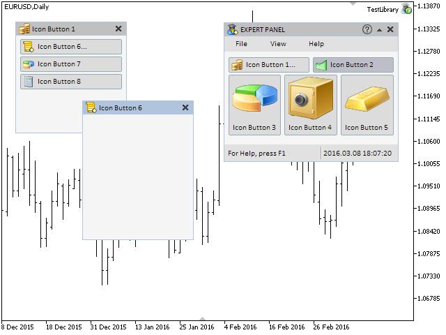 Abbildung  1. Test der Multi-Window-Modus
