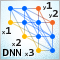 Deep Neural Networks (Part IV). Creating, training and testing a model of neural network