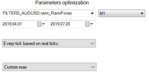 Optimierungsintervall