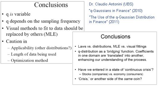 Fig. 6. As conclusões desenhadas em