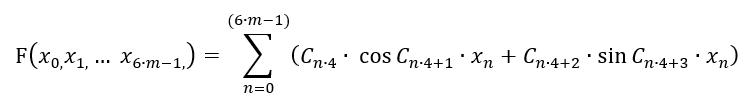 Final polynomial