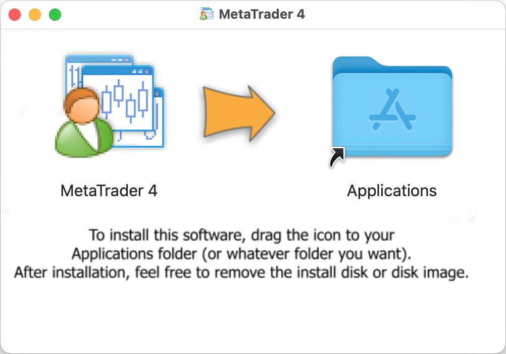 Installing MetaTrader 4 in MacOS