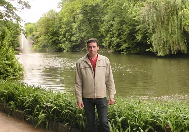 Александр Прищенко (Crucian) - участник Automated Trading Championship 2012