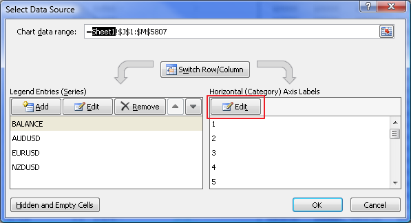 "Figure 12. The ""Select Data Source"" dialog box"