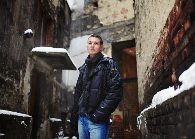 Mariusz Zarnowski (zrn), the Automated Trading Championship 2012 participant