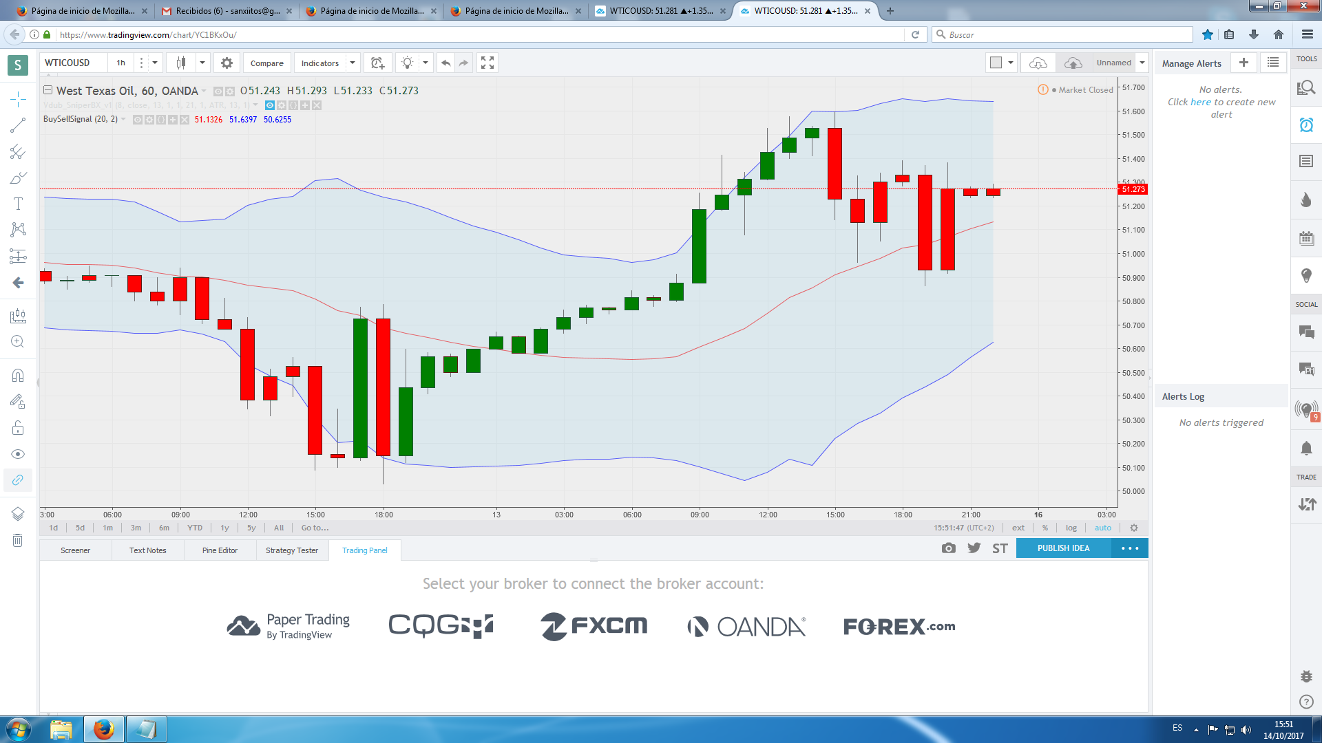 Tradingview Pine script - an order to develop the script at