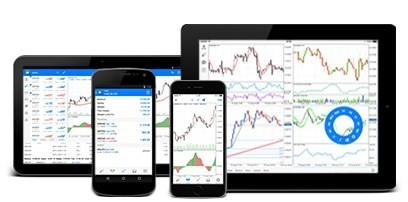 Trade Forex, equities, CFDs, and futures in the mobile MetaTrader 5 platform