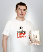 The winner of the Automated Trading Championship 2011 Igor Korepin