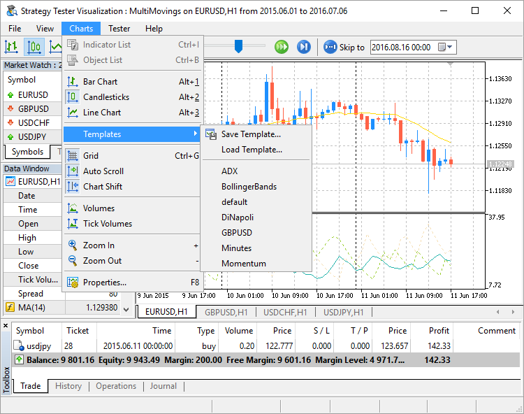 What's new in MetaTrader 5 - Page 2