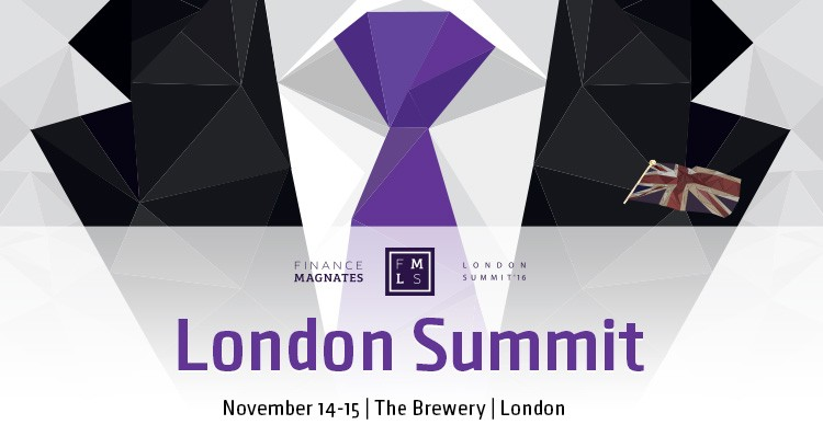 A MetaQuotes Software participará na cimeira London Summit 2016
