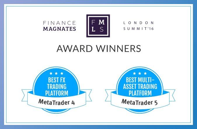 2016 Finance Magnates London Summit Awards