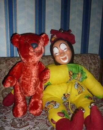 медведь и ко
