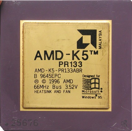 AMD K5 PR133