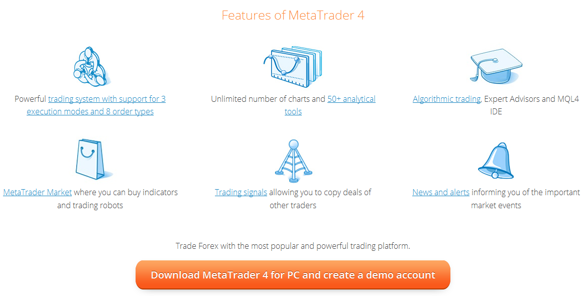 Download MT4 from metaquotes downloads MT5 - MetaTrader 4