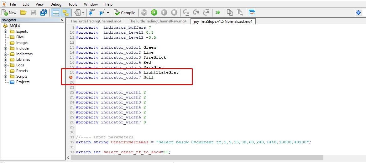 Indicator Not Working Mt4 Mql4 And Metatrader 4 Mql4
