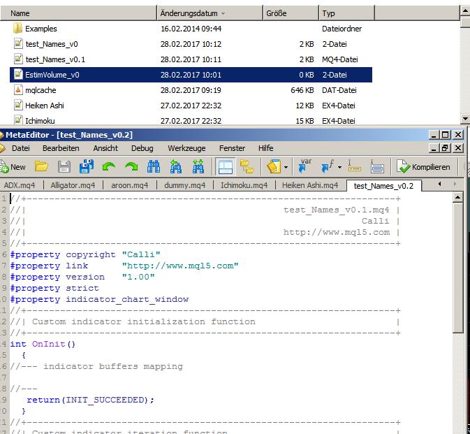 Metatrader editor форекс индикаторы не перерисовываются