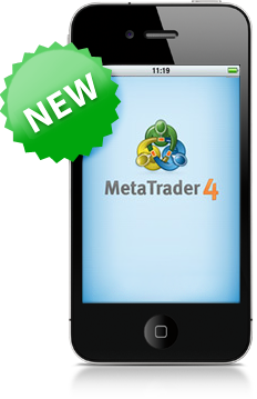 Скачать MetaTrader 4 для iPhone