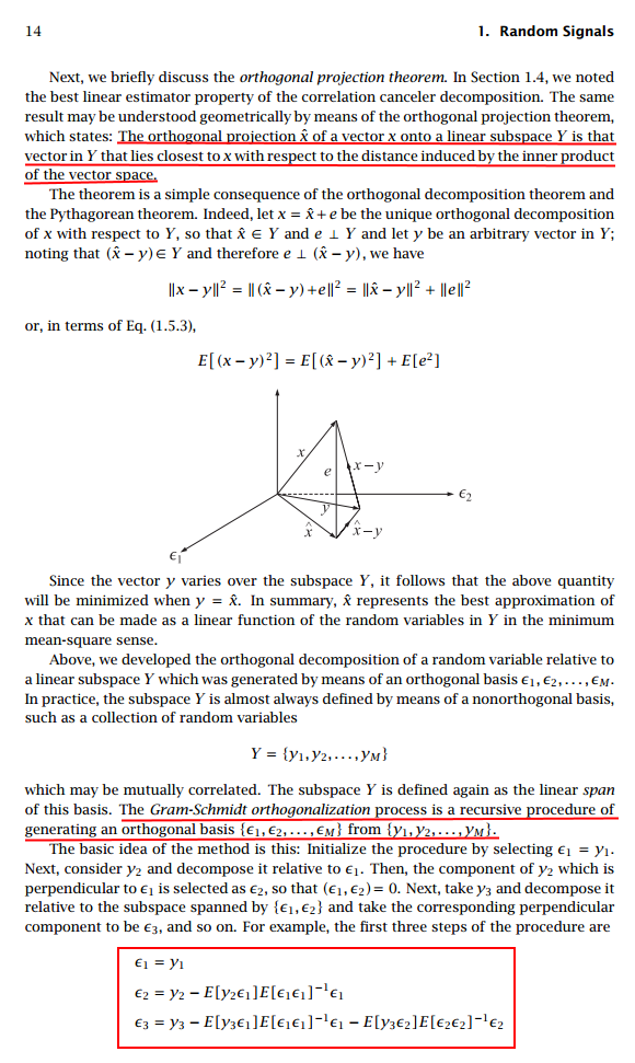 projection theorem Hilbert spaces and the projection theorem we now introduce the notion of a projection projections are used a lot by economists they define linear regressions as.