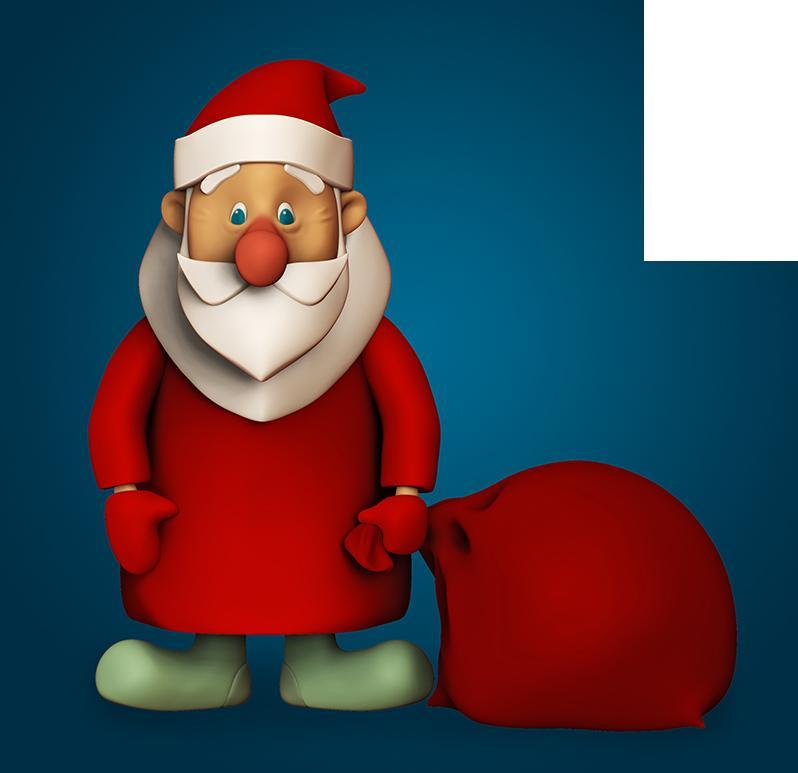 Дед мороз нарисованный картинки из мультиков, картинки анимация открытки