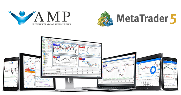 MetaTrader 5 trading platform is now available for AMP Futures clients wanting to trade futures