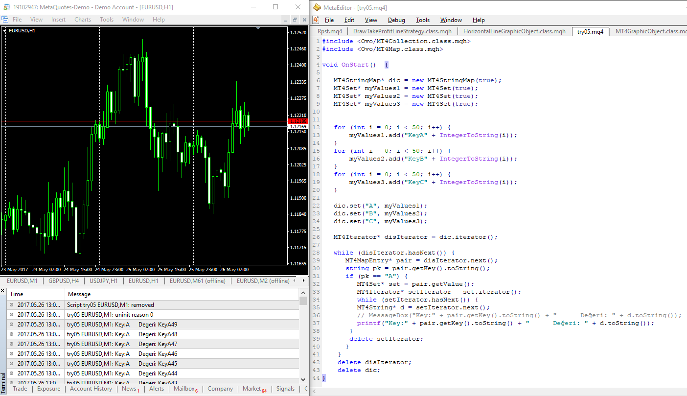How can I convert mql4 from c #? - Forex Calendar - MQL4 and