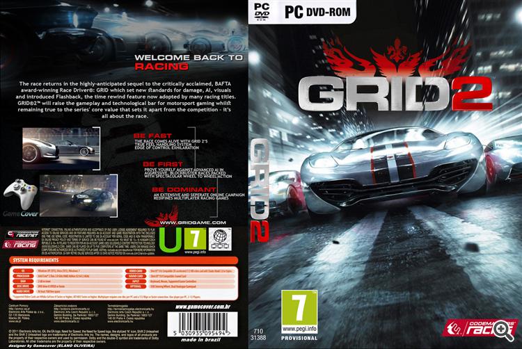 GRID 2 by EA