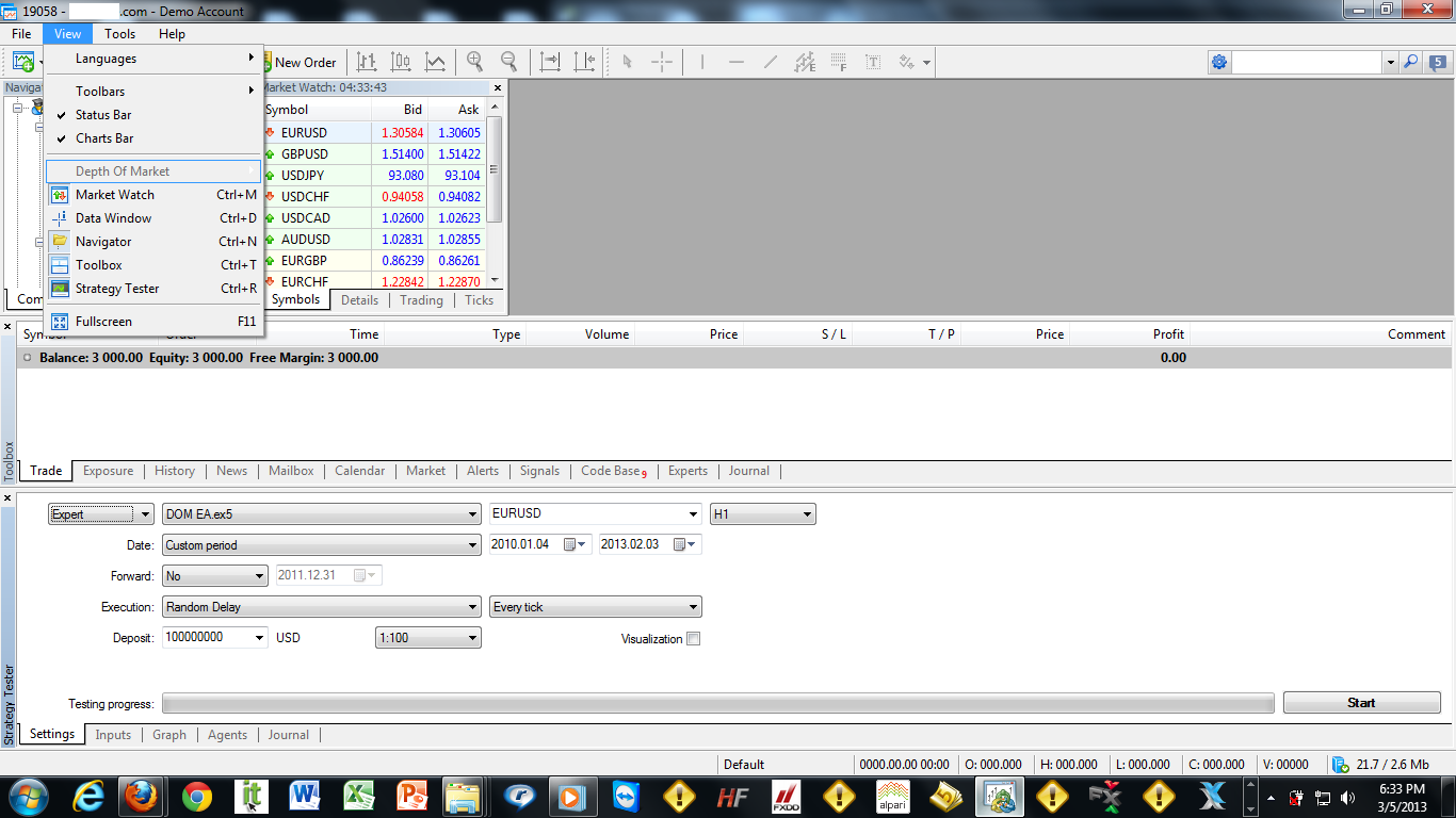 Forex broker demo account mql5 servers 2u