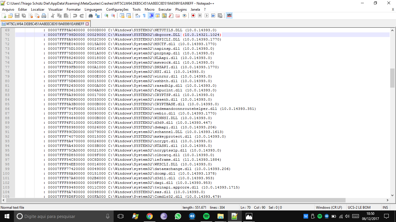 arquivo user32 dll