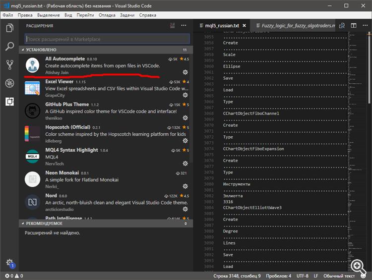 Visual Studio Code - Doji Candlestick Patterns - General - MQL5